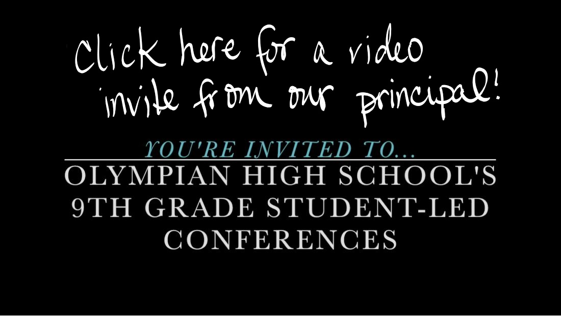 Click here for a video invite from our principal!